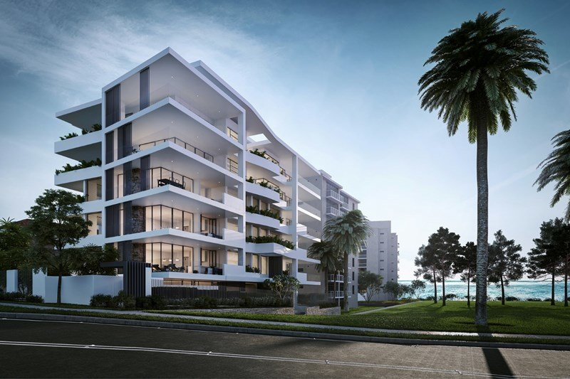 Cronulla Apartments built buy a Sydney Builder suggested by Builder Solutions